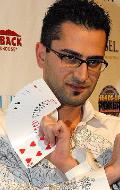 Антонио Эсфандиари – лицо бренда Ultimate Poker