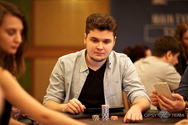 Александр Трофименко занял второе место в ивенте WCOOP
