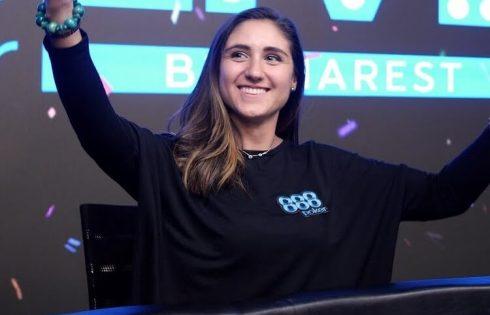Ана Маркез стала амбассадором 888poker