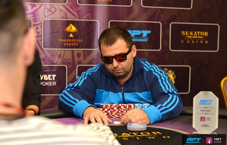 Чемпион Украины по спортивному покеру стал раннер-апом Mega Event в Ереване