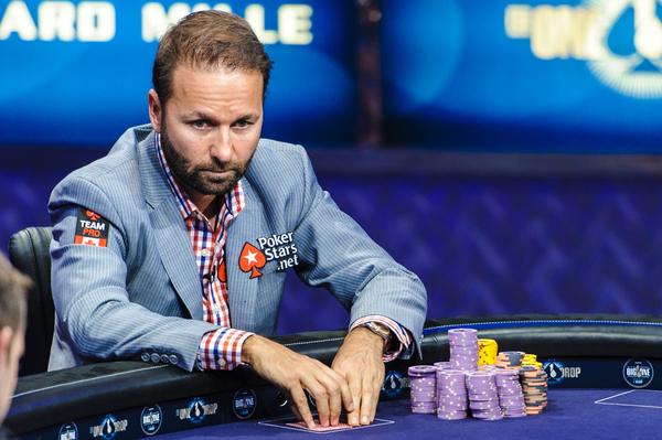 Даниэль Негреану снова взбудоражил покерную общественность