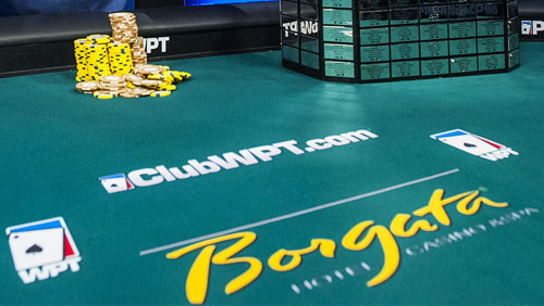 Винисиус Лима выиграл WPT Borgata Winter Poker Open