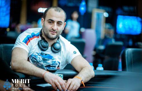 Победителем Главного События на Merit Poker Classic стал киприот Андреас Христофору