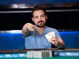Победителем турнира Crazy Eights на Мировой Покерной Серии стал Рик Альварадо