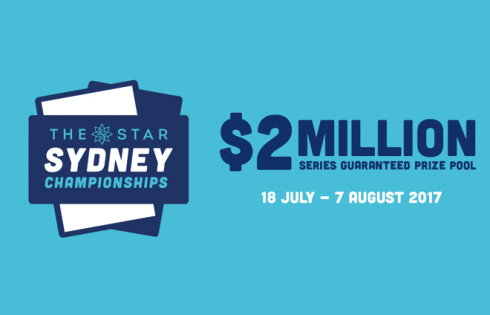 Победа Хэмиша Крошо на турнире Star Sydney Championship