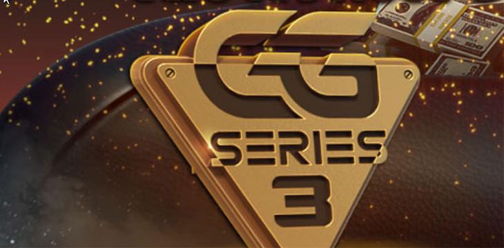 Крупный выигрыш на турнире GG Series