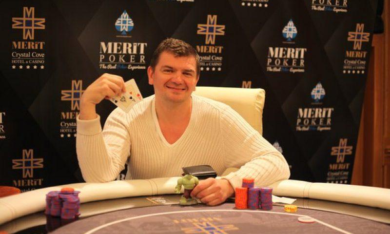Александр Лахов выиграл более миллиона рублей на EPT Open