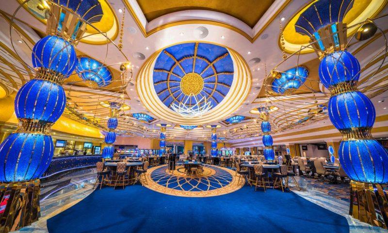 Крупное казино King's Casino вернулось к работе 30 ноября